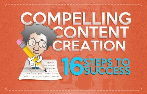 16 Steps to Compelling #Content Creation |  Marketing Technology Blog
