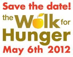 Walk for Hunger on my birthday this year! 20 miles baby!