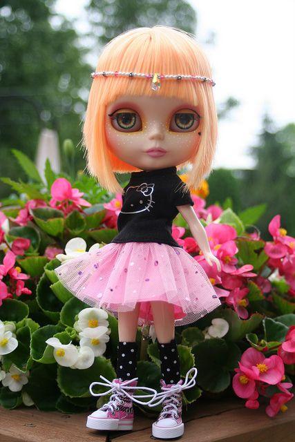 Zoe by Pinkadoo, via Flickr
