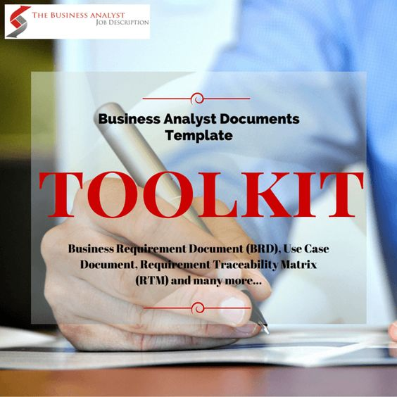 Business analyst documents template work pinterest for Business analyst documents templates