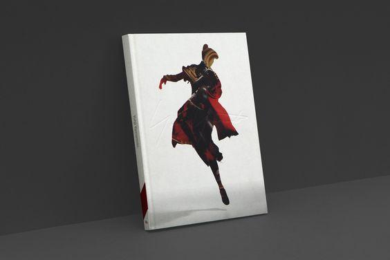 Yohji Yamamoto Book.