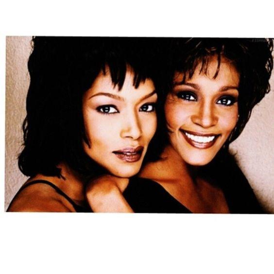 Bassett Houston: Angela Bassett And Whitney Houston