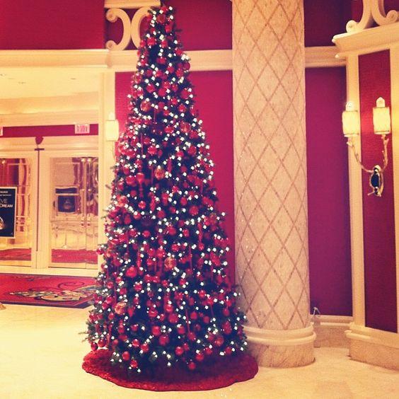 @WynnLasVegas #christmas #vegas #lasvegas