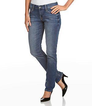 Lucky Brand Sweet N Straight Jeans   Dillard's Mobile