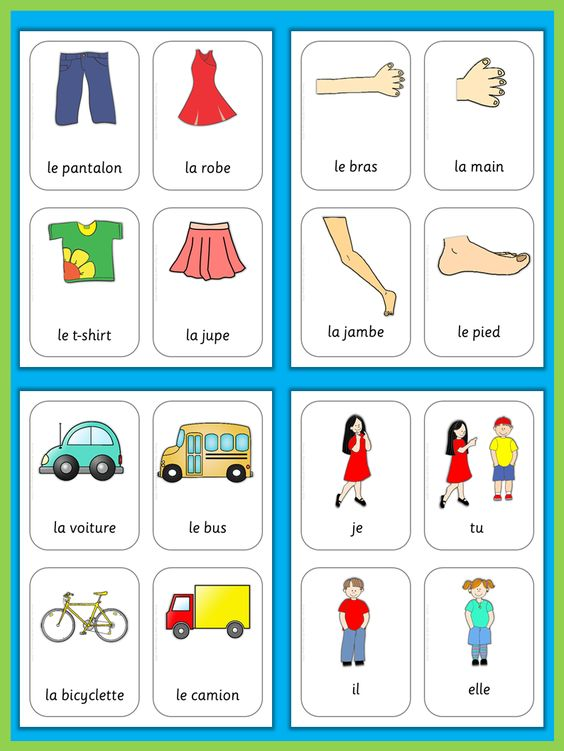 Numbers  Flash Cards 56 Word and Number Cards with Learning Tips
