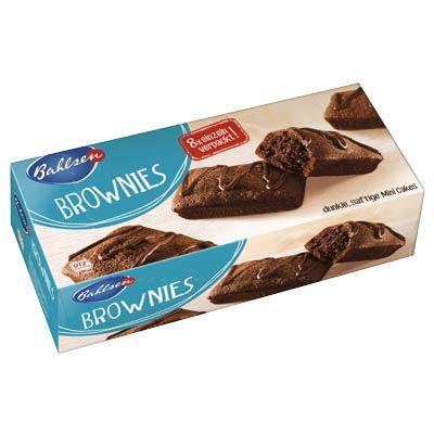 Leckere Bahlsen Brownies und weitere Bürosnacks findet du bei #büroshop24!