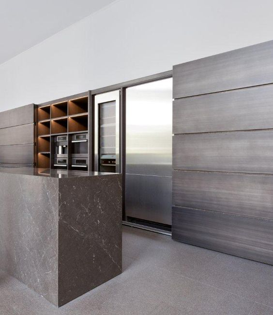 Italian kitchens cucina and cologne on pinterest for Minotti kitchen
