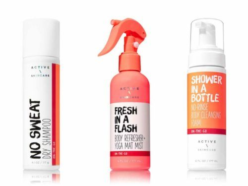 Bath And Body Works S New Active Line Will Help You Keep Your Exercise Resolutions Bath And Body Works Bath And Body Body Cleanse