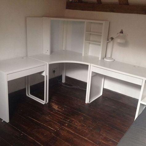 Kartinki Po Zaprosu Linnmon Corner Table Ikea Hacks Ikea Corner Desk Home Office Design Home