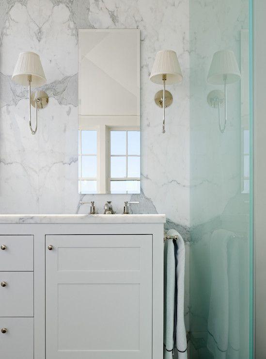 Nick Noyes Architecture Bathrooms Vanity With Inset