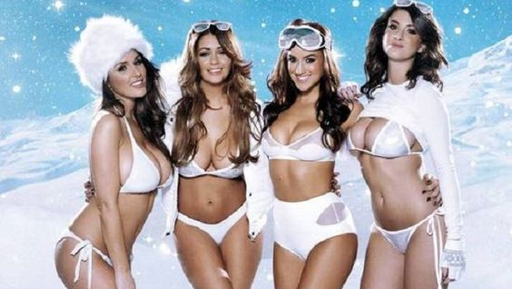 Holly Peers, Lucy Collett, Joey Fisher & Stacey Poole