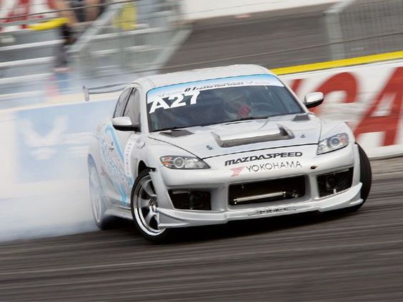 Mazda RX-8 Drift Car