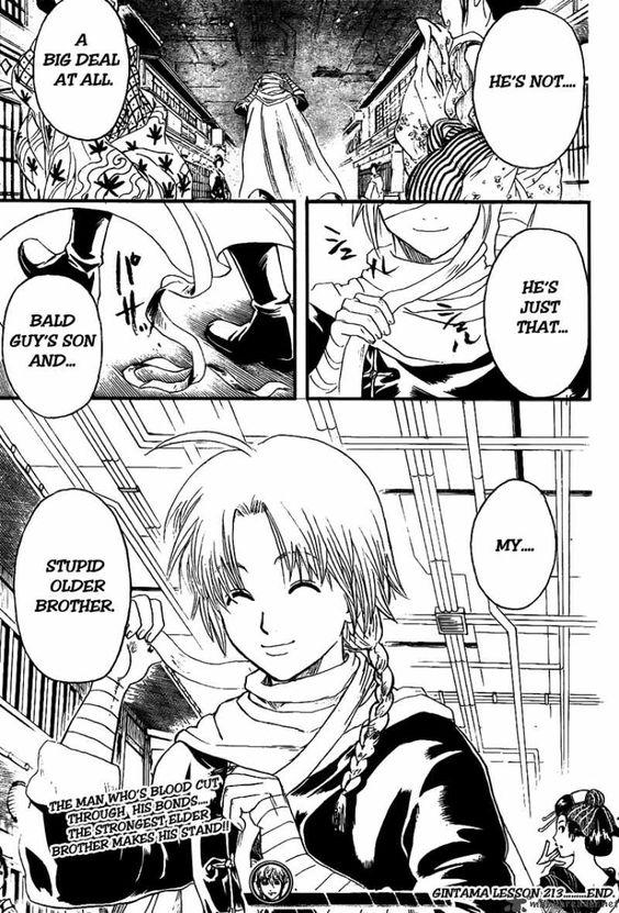 Gintama 213 - Page 18