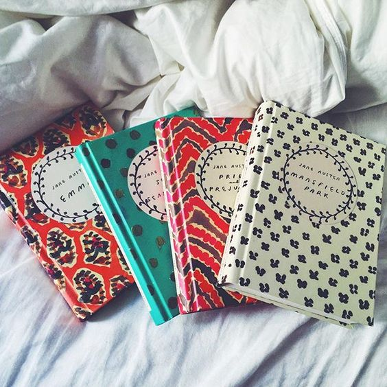 Jane Austen Classic Novels #Anthropologie #MyAnthroPhoto: