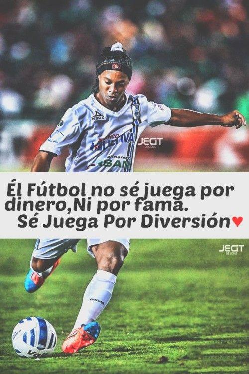 Imágenes De Fútbol Con Frases De Amor Y Pasión Frases De