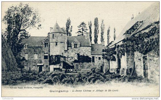 Ste-Croix chateau - Delcampe.net