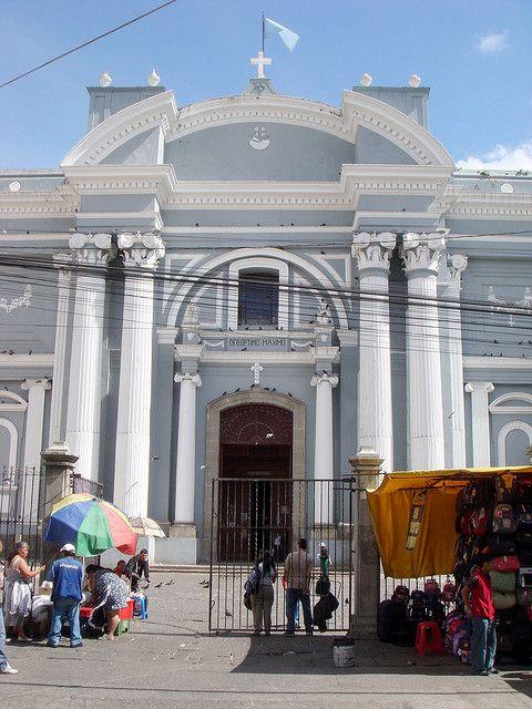 GUATEMALA (Guatemala) - Iglesia de San Francisco