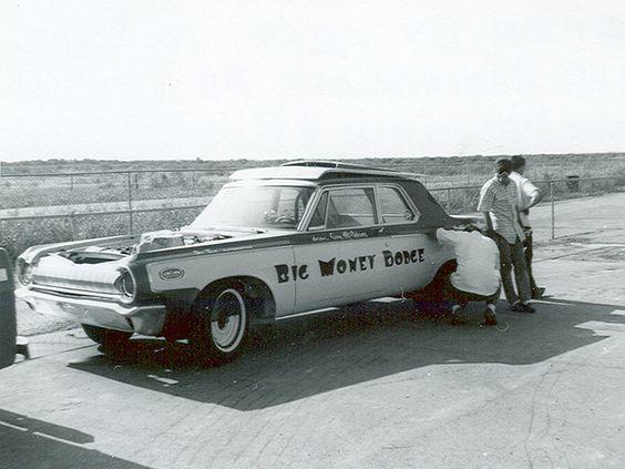 Big Money Dodge was an ex Ramchargers car