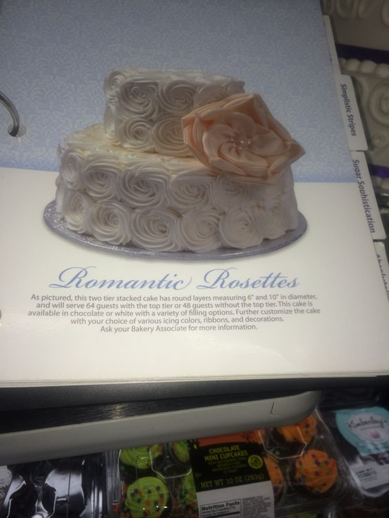 Walmart Wedding Cake 5 Quot I Do Quot Likes Pinterest