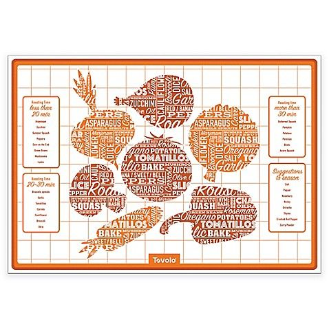 Tovolo Silicone Veggie Roasting Mat With Images Veggies Food