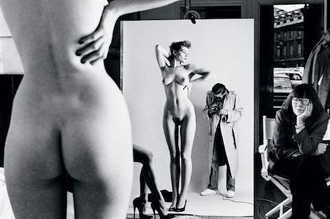Helmut Newton restrospective @ le Grand Palais. http://www.rmngp.fr