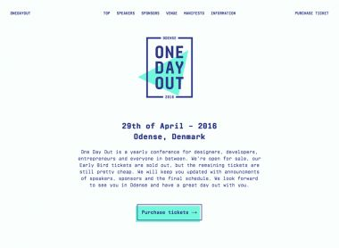 onedayout