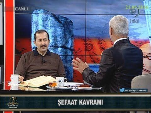 21 05 2016 Sefaat Saadettin Merdin Kur An La Yuzlesme Hilal Tv Tv Ramazan Yazar