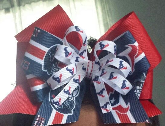 Large Texans Bows $20