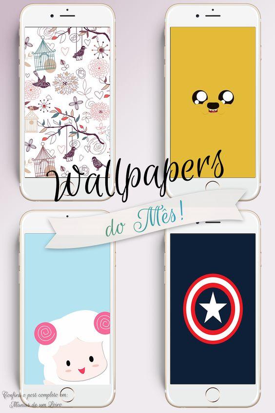 Wallpapers para Baixar e deixar seu celular um Verdadeiro Mimo!