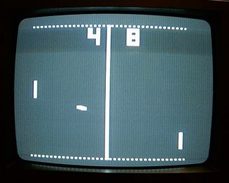 """Erste """"Computerspiele"""" - gab es nur im Urlaub im Hotel"""