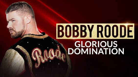 Bobby Roode's GLORIOUS theme song. It's guaranteed to get stuck in your head. LOL