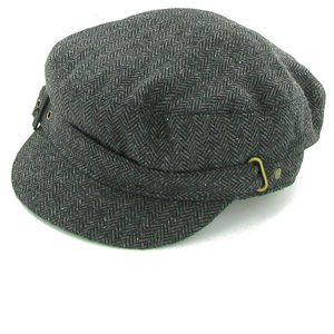 Belfry Street Ada - Herringbone Fisherman Cap Women's OneSize CharcoalFrom #Belfry Hats Price: $39.00 Availability: Usually ships in 1-2 business daysShips From #and sold by Hats in the Belfry