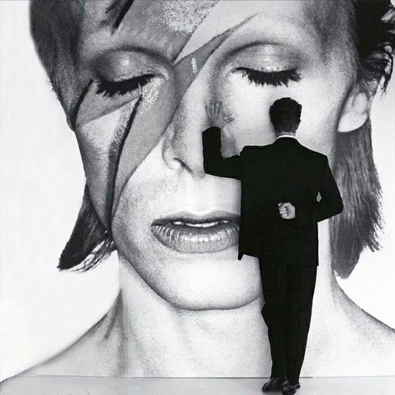 David Bowie~RIP Jan 8 1947~Jan10 2016 MrJones,age 69 at passing