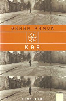 """Orhan Pamuk, Nieve. Similar en muchos aspectos a """"El proceso"""" de Kafka, es muy intenso. Cuánta cobardía del personaje Ka. Con cuánta cobardía nos enfrentamos nosotros al mundo, a situaciones y personas. Lo triste y cotidiano que no nos permite cambiar. Lo triste de un país y de su política. Muchos motivos para volver, quizás ninguno para regresar. Muy buena novela. Lenta como la nieve más ligera, pero de eso se trata para disfrutar de un buen libro."""