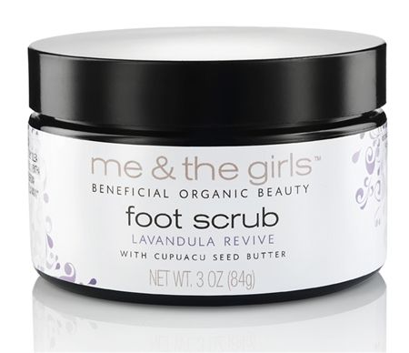 "BEST, AWARD-WINNING, ORGANIC, FOOT CREME. MAGICAL ""PEDICURE IN A JAR."" EXFOLIATES ROUGH DRY SKIN AND RESTORES SMOOTH, SOFT, SEXY FEET #FootScrub"