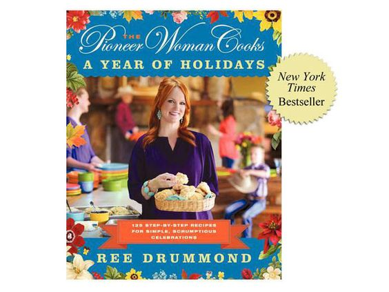 Enter for a Chance to Win Ree Drummond's New Holiday Cookbook