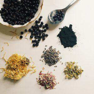 Herbal Skincare Ingredients