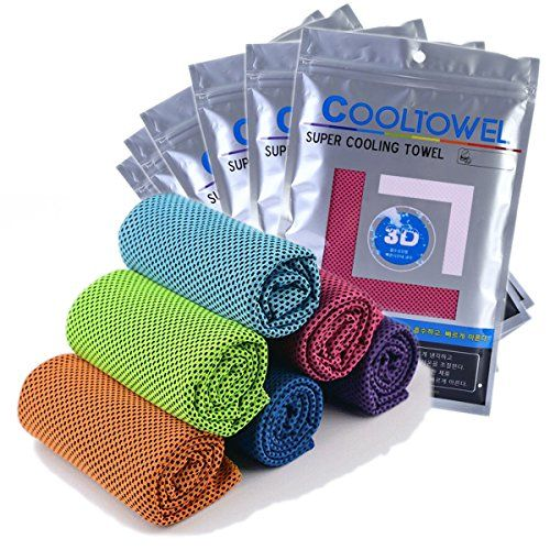 Lena Gaga Cooling Towel For Neck Instant Cooling Relief Ice Cold