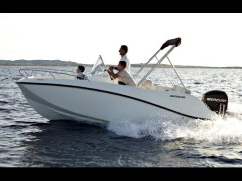 """Quicksilver 595 Activ Walk Through"" by www.boatshowavenue.com. Subscribe to see LIVE Boats in action to our YouTube channel at https://www.youtube.com/user/boatshowavenue/videos"