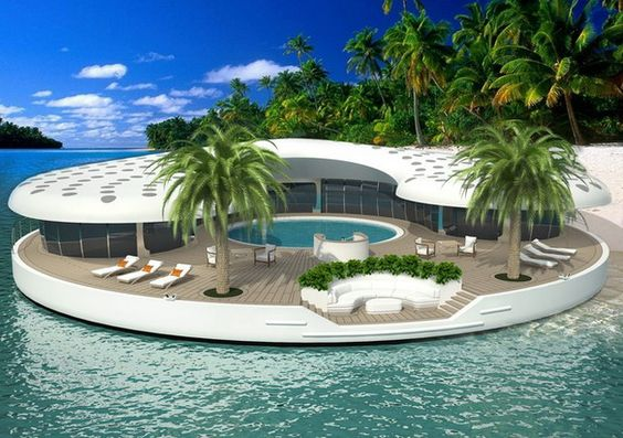 Home Floating Island ( Dubai )