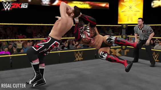 WWE 2k16 Video game Images