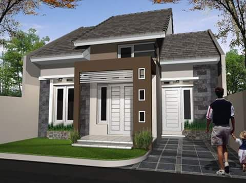 65 Modern Minimalist 1 Floor Home Designs For Families Craftsman Style House Plans Minimal House Design House Exterior