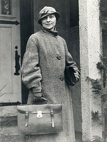 """Elizebeth Smith Friedman was a cryptanalyst and author, and a pioneer in U.S. cryptography. She has been dubbed """"America's first female cryptanalyst"""".  Although she is often referred to as the wife of William F. Friedman, a notable cryptographer credited with numerous contributions to cryptology, she enjoyed many successes in her own right, and it was Elizebeth who first introduced her husband to the field."""