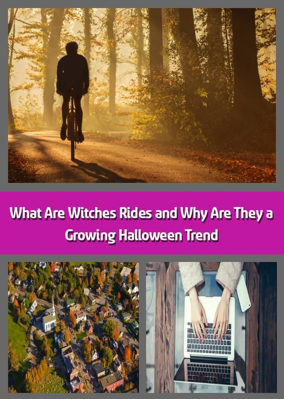 Halloween Witch Ride 2020 What Are Witches Rides and Why Are They a Growing Halloween Trend