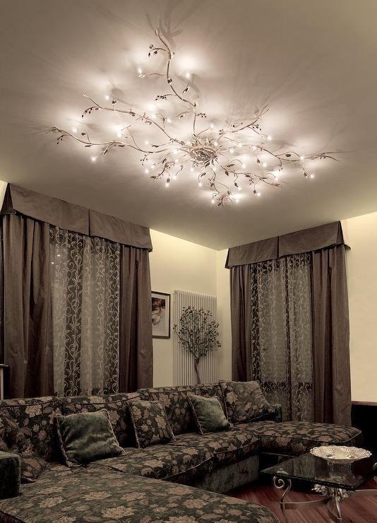Bedrooms Lighting Ideas Low Ceiling Bedroom Light Fixtures N D D D D N D D Dµd D In 2020 Chandelier In Living Room Master Bedroom Lighting Ceiling Lights Living Room
