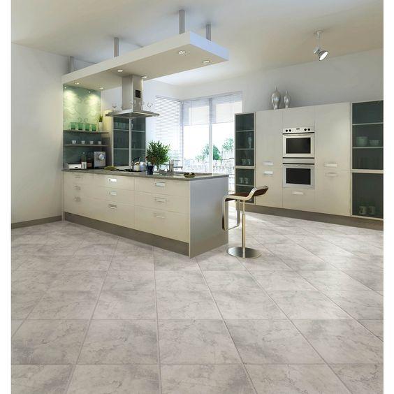 Shop Chilo Grey Ceramic Indoor Outdoor Floor Tile Common