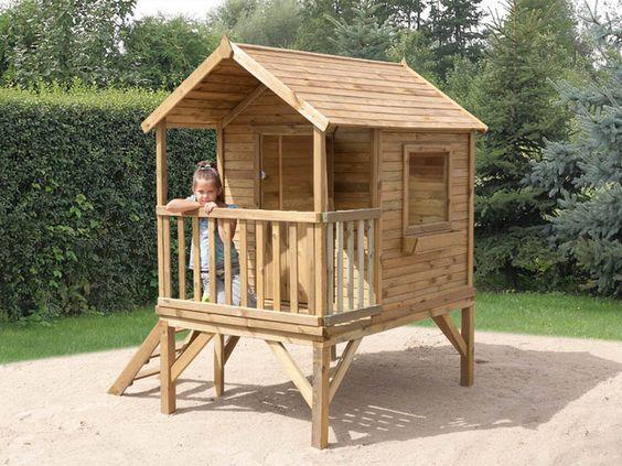 Castorama Domek Szukaj W Google Play House Outdoor House Styles