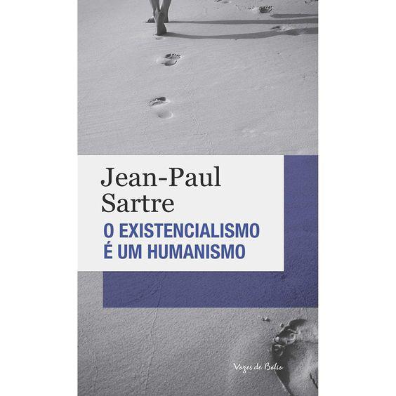 Livro - O Existencialismo É Um Humanismo - Submarino.com