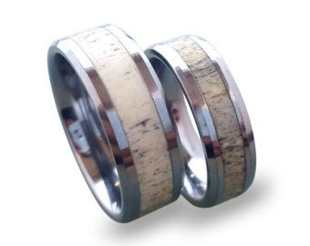 Tungsten Wedding Ring Set Tungsten Carbide Ring par ringordering