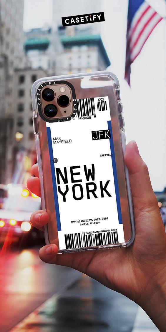 Travel New York phone case | Apple phone case, Iphone phone cases ...